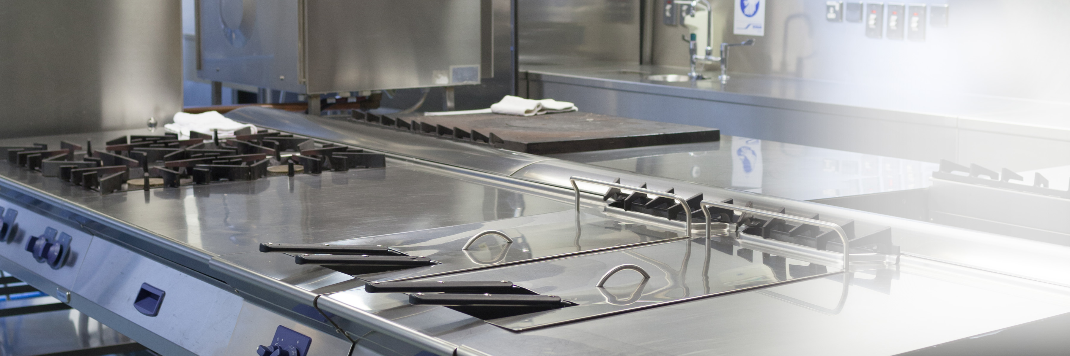 Clad Metal Products produced by roll bonding technology at AMETEK Specialty Metals Eighty Four for cookware industry.