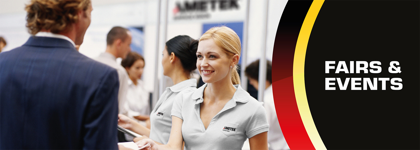 AMETEK Specialty Metals Eighty Four attends industry relevant tradeshows and events during the year.