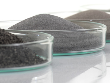 Water Atomized Powders - Specialty powders for structural, MIM, thermal spray, hardfacing and filter